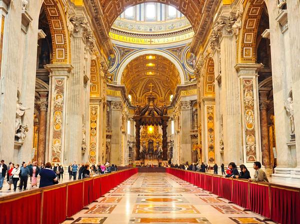 """探索""""先知之地""""--梵蒂冈"""