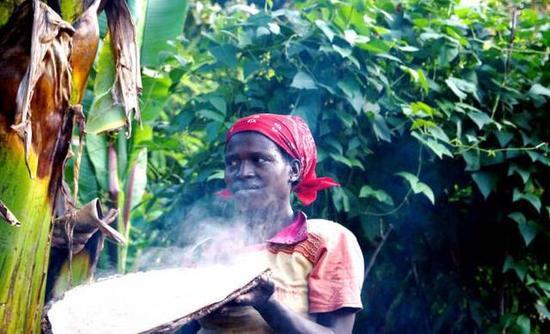 非洲传统野性 最后的原始部落文化习俗--Surma最凶猛好斗的部落