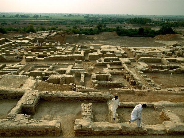 探索被人类遗忘的世界古文明--哈拉帕文明