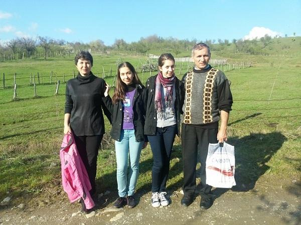罗马尼亚风土人情--乡村