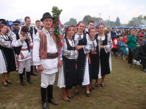 罗马尼亚风土人情--收获节