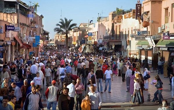 摩洛哥礼仪与禁忌--街景