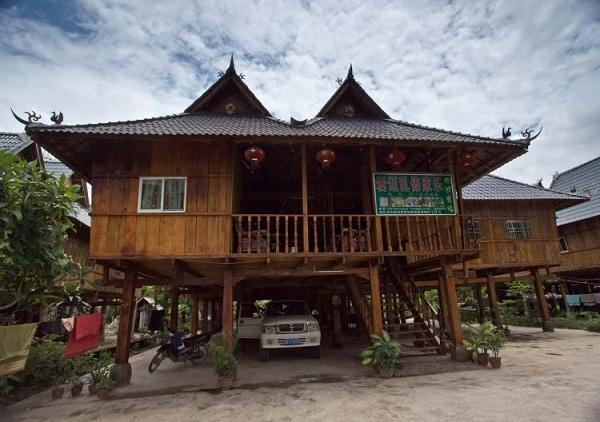 傣族的一些禁忌习俗--房屋入宅禁忌