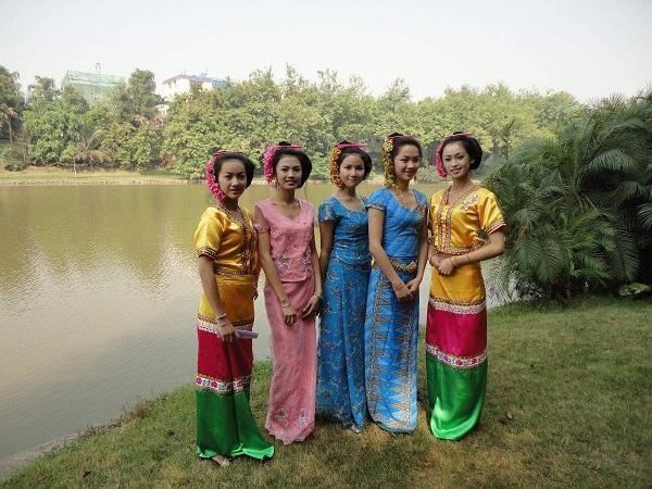 傣族的一些禁忌习俗--服饰性别禁忌