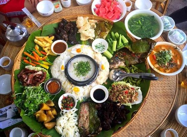 傣族的一些禁忌习俗--饮食禁忌