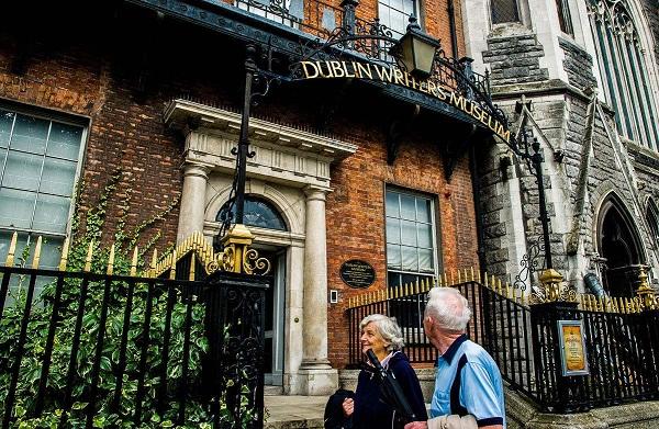 爱尔兰博物馆景点介绍--都柏林作家纪念馆