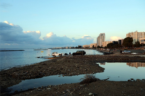 塞浦路斯风俗习惯--海岸风景
