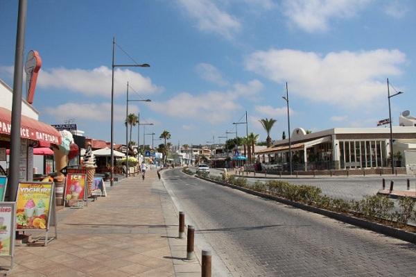 塞浦路斯风俗习惯--街景