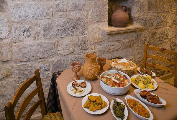 塞浦路斯饮食习惯