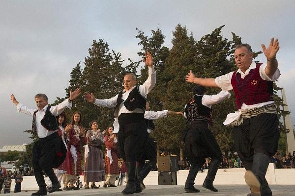 塞浦路斯风俗习惯--民间舞蹈