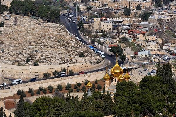 以色列风俗禁忌--城市风光