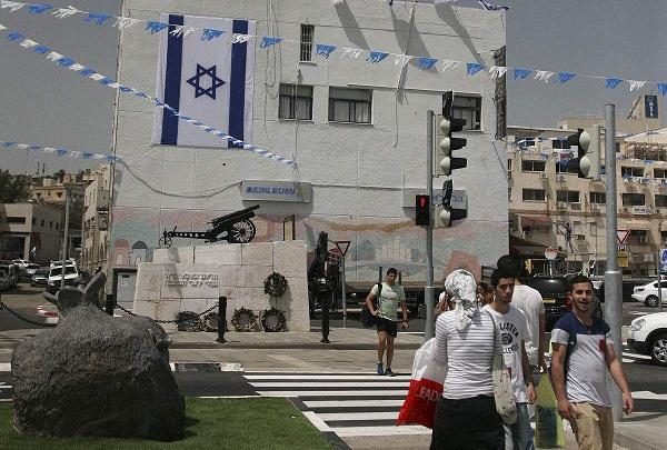 以色列风俗禁忌--街上的以色列小伙