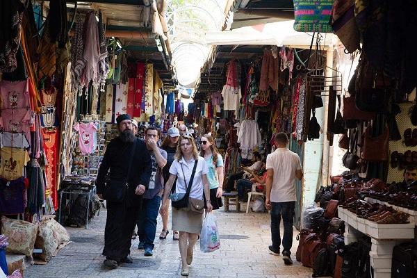 以色列风俗禁忌--耶路撒冷老城市场