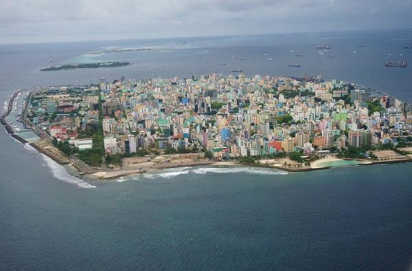 马尔代夫的风俗习惯--首都马累(Malé)