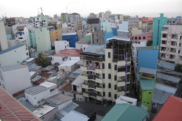 马尔代夫的风俗习惯--街景