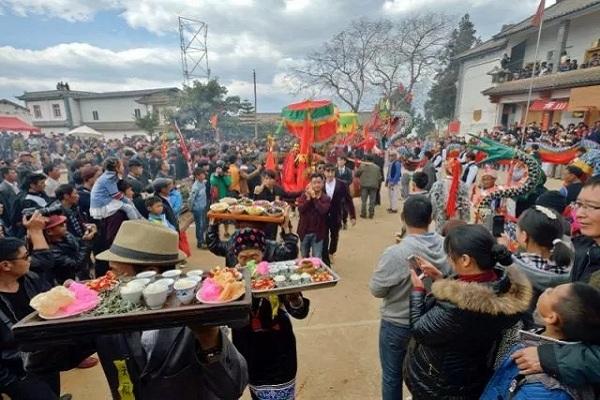 白族传统节日大全--白族本主节