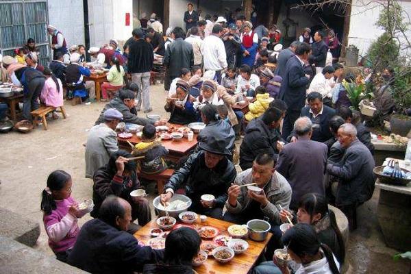 白族传统节日大全--白族冬至节
