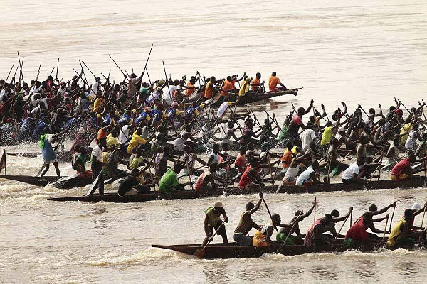 中非2018法定节假日一览--中非划船比赛